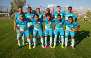 ISL 2017: NorthEast United FC win against Naft Al Janoob in pre-season friendly