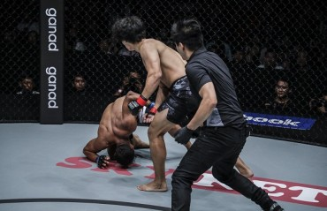Indian MMA: Tough night for Balakrishna Shetty As he suffers defeat at ONE Championship