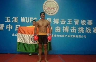 Indian MMA: Omar vs. Suraj Bahadur title Fight being discussed for BOOM MMA