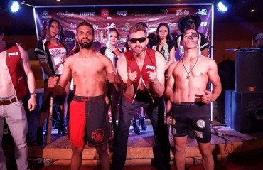 Indian MMA: Kushal Vyas to fight at FMD 15 Event in Thailand