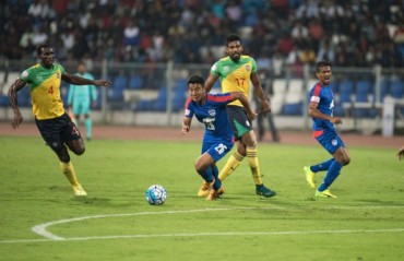 Pre-season Friendly: Bengaluru FC held to a draw by Chennai City in Bellary goalfest