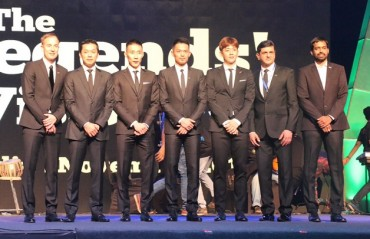 The Legends' Vision Tour: Glimpses from the mega event held in Mumbai