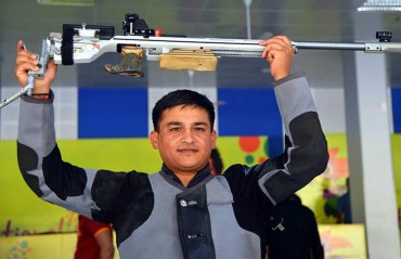 India end Commonwealth Shooting Championships with 20-medals