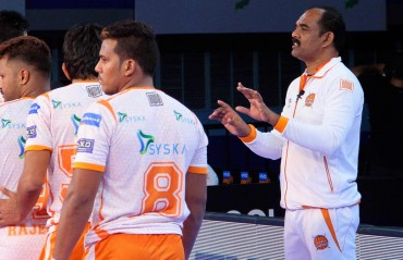 #TFGinterview: Puneri Paltan head coach BC Ramesh content with season 5 performance, wishes to tighten covers before next assignment