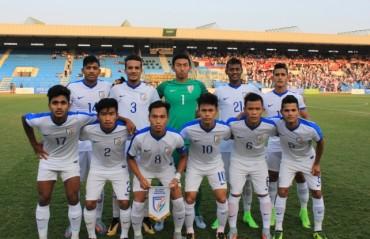India U-19 hold Yemen to goalless draw in AFC U-19 Championship Qualifiers