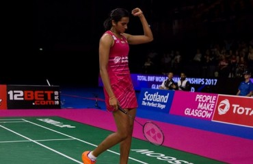 Tinkle, the magazine to feature a story on shuttler Sindhu
