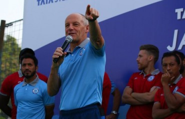 ISL 2017: COACH CONTROL – Jamshedpur FC – Coppell's ISL experience to be handy