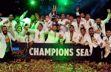 Pro Kabaddi season 5 becomes most-watched non-cricketing event in India