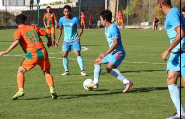 ISL 2017: NorthEast United FC draw against Turkish top-flight club Alanyaspor