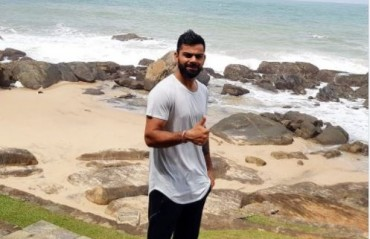 Kohli launches 'One8' clothing brand, urges fans to take up a physically active lifestyle