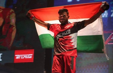 Bharat Khandare becomes the first Indian-born Fighter to sign with UFC, will debut at Shanghai