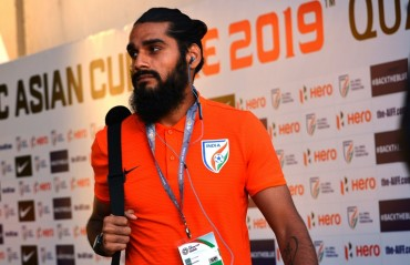 It's like a group of brothers playing football together, says defender Sandesh Jhingan