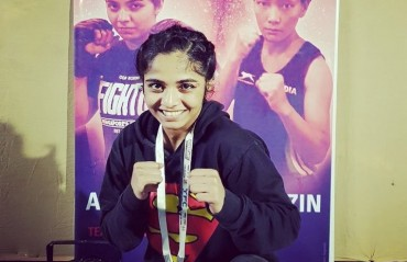 #TFGinterview: Here to stay and make a mark For myself in Indian MMA – Akshata Khadtare