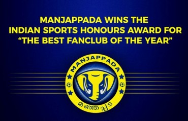 ISL 2017: Manjappada wins fan group of the year award at inaugural Indian Sports Honours
