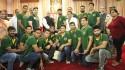 Pro Kabaddi 5 champions Patna Pirates felicitated at Bihar's Raj Bhavan