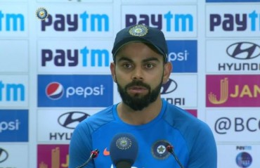Won't be able to play my natural game if I am not intense on the field, says Kohli