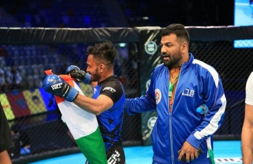 IMMAF World Championship Day 2- Indian MMA team picks up two wins