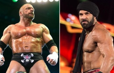WWE India: Triple H vs. Jinder Mahal to headline the show in Delhi