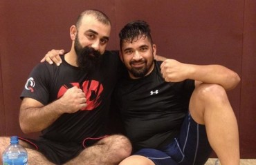 Breaking Borders: MMA coaches from India and Pakistan bond in Bahrain