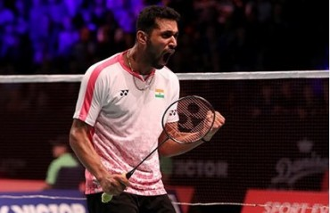 Prannoy enters top 10 in the BWF rankings for the first time