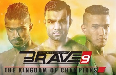 Brave 9: The Kingdom of Champions- Live Stream and Full Fight Card