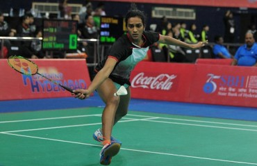 China Open: Sindhu trumped by 89th ranked Chinese shuttler Fangjie Gao in QF