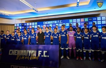 ISL 2017: TEAM TRACKER – Chennaiyin FC Combined linking between the mids and forward the key