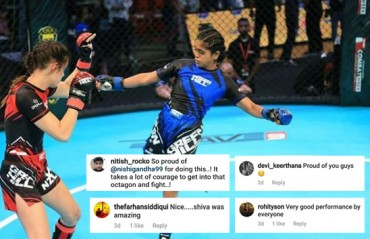 TFG MMA Fan Speak: Indian MMA team at the IMMAF World Championship, Bharat Khandare, and more