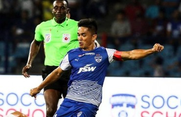 WATCH: Captain Chhetri hails West Block Blues as the best in the country