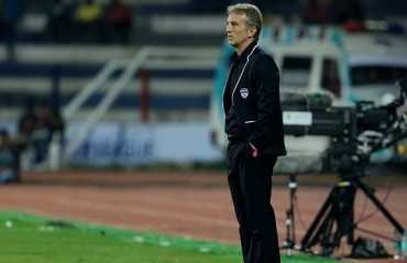 BFC coach Roca hails his strikers & says that team will try scoring many goals as possible