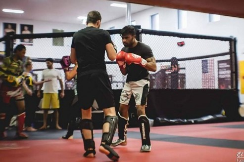 #TFGinterview: Indian MMA star Bharat Khandare talks his initial Reaction to UFC fight, Contract details and more