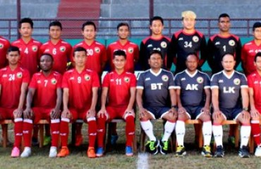 I-League 2017: Shillong Lajong FC release the squad and coaching staff for the season