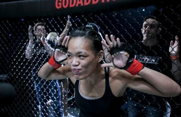 #TFGinterview: Tiffany Teo eyes ONE championship Strawweight title ahead of fight with Pooja Tomar