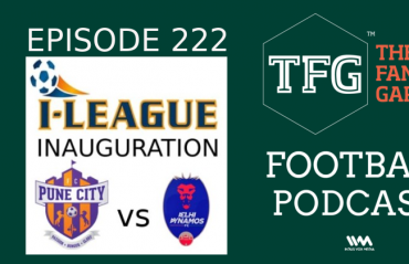 TFG Indian Football Podcast: I-League Launch & ISL Preview -- Pune City vs Delhi Dynamos