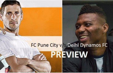 ISL 2017: PREVIEW FC Pune City vs Delhi Dynamos FC - Can Delhi's loss be Pune's gain?