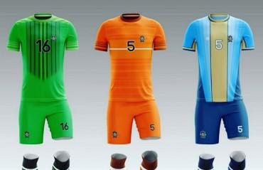 WATCH: Chennai City's armour for the upcoming I-League season