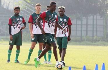 I-League 2017-18 -- Mohun Bagan announce squad for season opener against Minerva Punjab