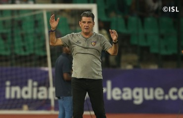 NEUFC are tough opponents but we'll give our everything to ensure us the 3 points, says CFC coach Gregory