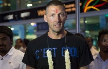 COACH CONTROL: Weight of expectations have only increased for Chennaiyin's Materazzi