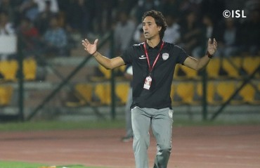 We created good chances in our first match, will try & convert them into goals vs CFC, says NEUFC coach Deus
