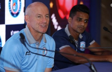 Happy to be back in Kochi but I'm now here to do the job for somebody else, says Jamshedpur coach Coppell