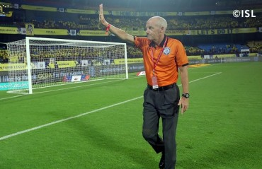 Happy with the team's performance, says Jamshedpur coach Coppell; lauds keeper Paul's saves