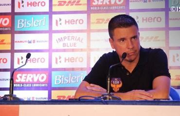 Need to continue winning matches, says FC Goa coach Lobera