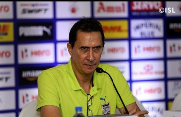 I think we showed a completely different face of Mumbai City vs Goa, says coach Guimaraes