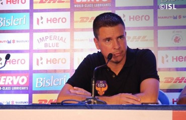 Disappointed with loss but happy that team gelled, says Goa coach Lobera