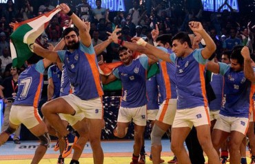 India continue domination, bag gold in Asian Kabaddi Championship