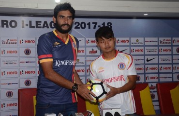 I-League 2017: Khalid Jamil aims to win the top flight to make it two in two years