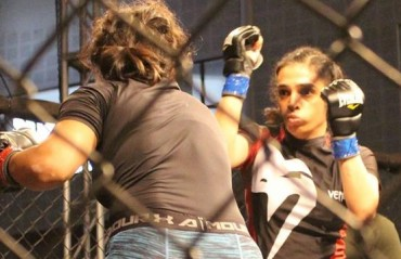 The Doctor who loves to fight – In conversation With Indian MMA fighter Kajal Naresh Kumar