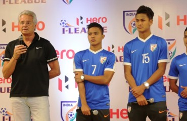 I-League 2017: We can make it tough for other teams to play against us: Arrows player Stalin