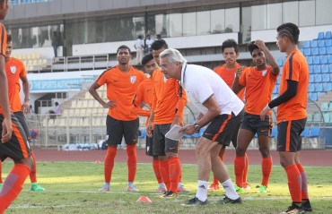 I-League 2017: Indian Arrows colts all set for the challenge as they begin their season vs Chennai City